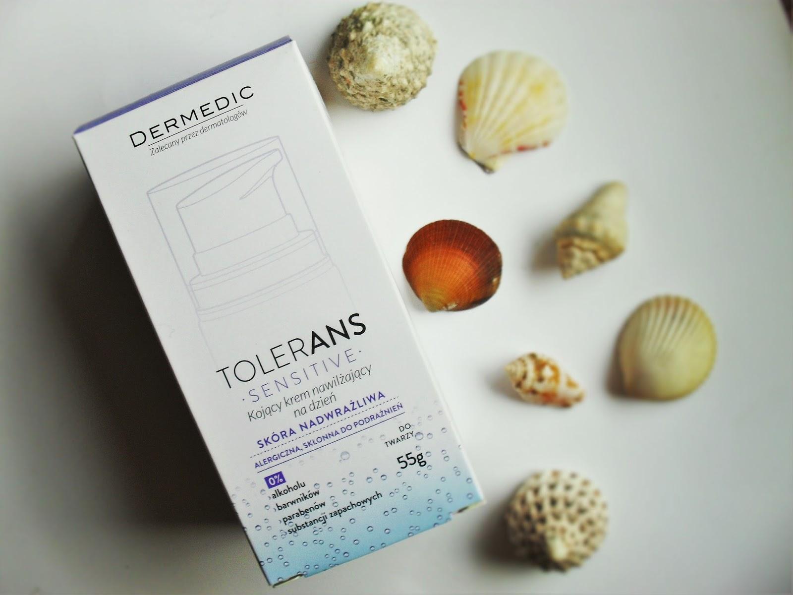 Hidratação da pele com Dermedic Tolerans