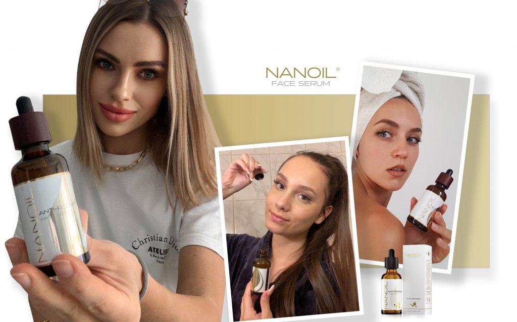 Nanoil melhor sérum para pele com rosácea