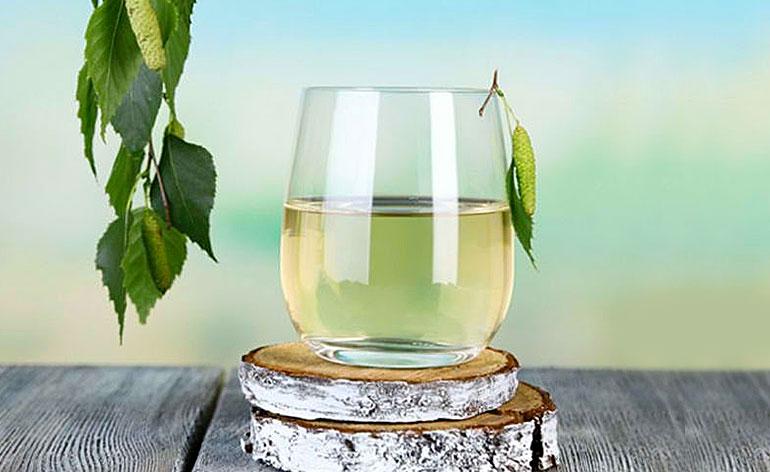 Água de bétula no cuidado capilar. Propriedades, benefícios e efeitos